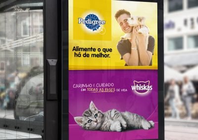 Whiskas-Painel