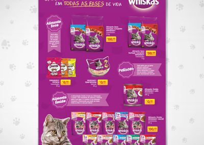 Whiskas-Tabloide